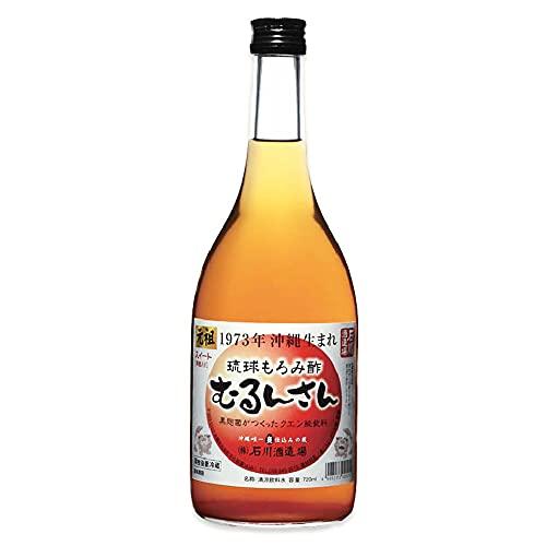 石川酒造場 むるんさんスイート 720ml×2本 元祖 琉球もろみ酢の蔵が造った美味しいもろみ酢です