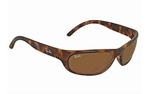 Fashion Shopping Ray-Ban Men's Rb4114 Rectangular Sunglasses
