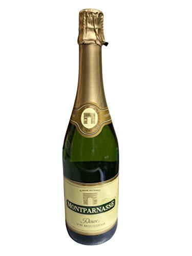 MONTPARNASSE Doux VIN MOUSSEUX 0,75l. Flasche Sekt mild / weiss