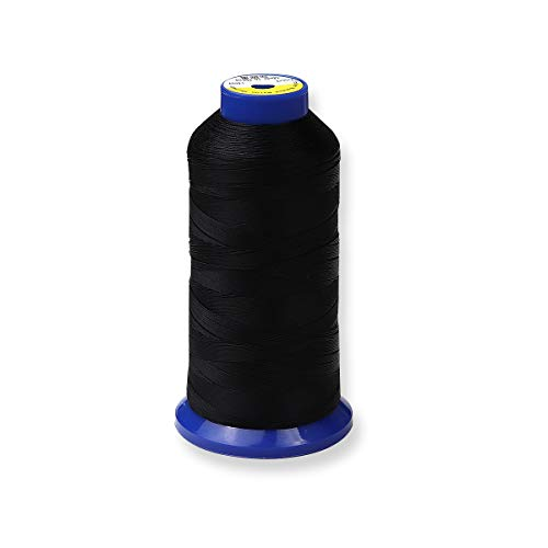 Check Out This Bonded Nylon Thread for Upholstery, Leather, Jeans and Weaving Hair; Heavy-Duty; #69 ...