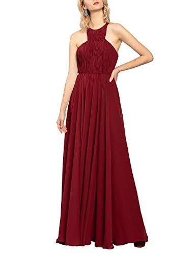 APART Damen Abendkleid Bordeaux 38