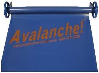 """Avalanche! 750 Slide Kit (Axle Rod, 17' x 12' Slide, Slide Holder, Slide Clips & 3.0""""Wheels)"""