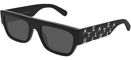 Stella McCartney Occhiali da Sole SC0210S BLACK/GREY 54/21/140 donna