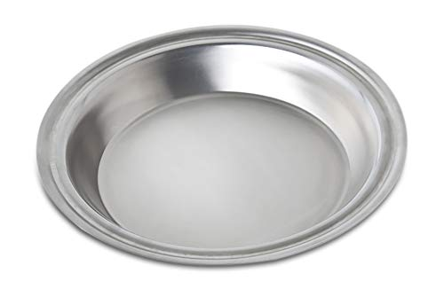 360 Stainless Steel Pie Pan