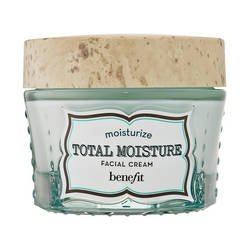 Benefit Cosmetics - Total Moisture Facial Cream - Crème Visage Hydra-Concentrée - 48 g- (for Multi-Item Order extra Postage Cost Will be reimbursed)