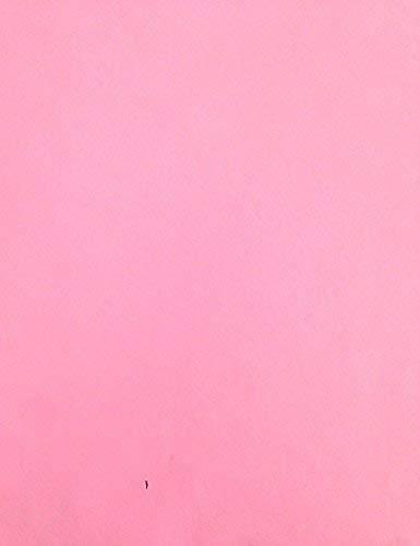 Wachstuch Tischdecke Meterware unifarben rosa pink uni 210 Größe wählbar in eckig rund oval (100x140 cm eckig)