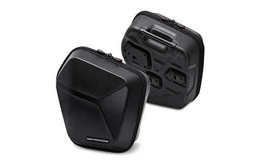 URBAN ABS Seitenkoffer-Set, 2x 16,5 Liter, ABS-Kunststoff, für SLC Seitenträger