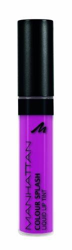 Manhattan Colour Splash Liquid Lip Tint 64M, 1er Pack (1 x 7 ml)