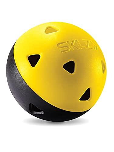 SKLZ Limited-Flight Practice Impact Golf Balls, 12 Pack