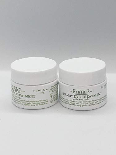 Kiehl's Creamy Eye Treatment With Avocado, Set of 2