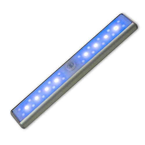 Zwevende Ultraviolet desinfectie Lamp-UV Kiemdodende Lamp Wardrobe Ultraviolet Kiemdodende Lamp Usb UV-desinfectie Lamp Human Body Sensor desinfectie Lamp