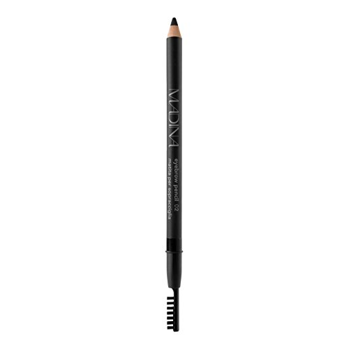 Madina Crayon Sourcils Eyebrow Pencil 02 Noir