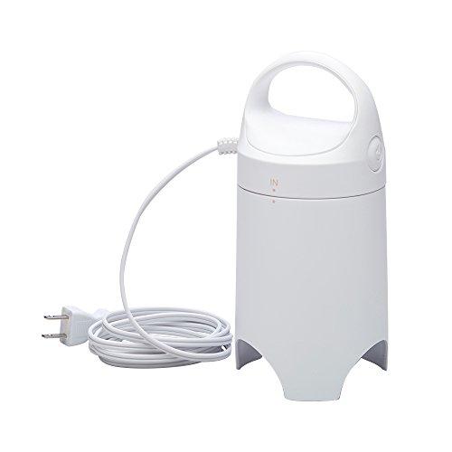 バルブ式圧縮袋 電動ポンプ エアッシュ | 掃除機不要 電動吸引機 吸引ポンプ 圧縮袋 収納袋(C207)