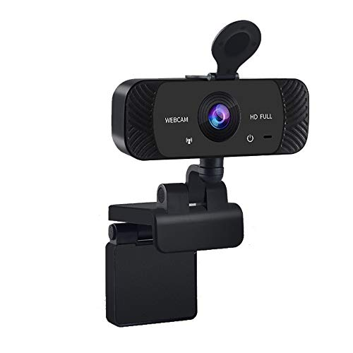 4K, HD Webcam with Microphone, Streaming Computer Web Camera for Laptop/Desktop/Mac/TV, USB PC Cam for Video Calling, Conferencing, Gaming (4K)