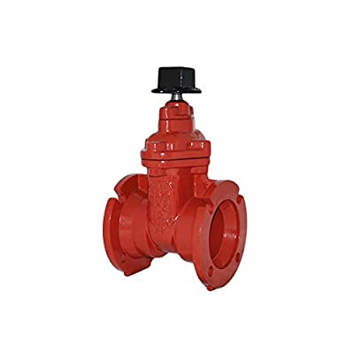3'' D.I. Mechanical Joint Gate Valve - 1 pcs from Southern Valve and Fitting USA Inc.