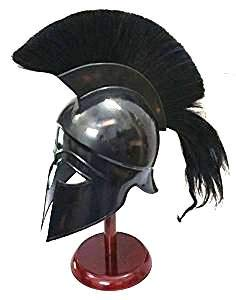 Greek Corinthian Helmet Ancient Medieval Armor Knight Spartan Replica Helmet