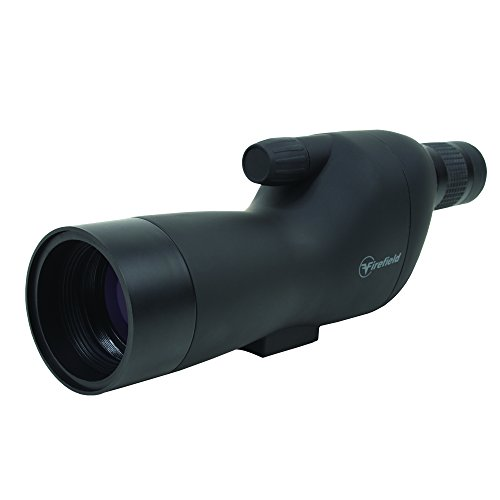 Firefield 12-36x50SE Spotting Scope Kit - FF11016K, Black, 11.2x4x3