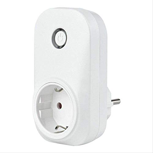 Smart Plug, Smart Socket, Afstandsbediening, Schema en Timer-functie Smart Socket WiFi Timing Smart Socket WiFi Voice Socket op afstand bedienbare stekker,dsnmm