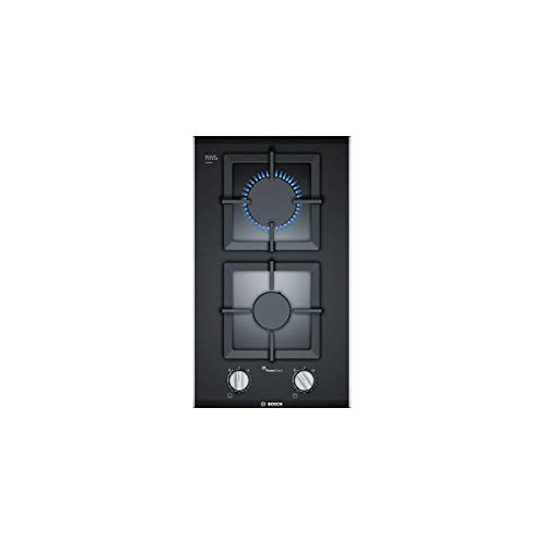 Placa de 2 fuegos de gas Bosch PSB3A6B20 – Domino Gas 2 fuegos