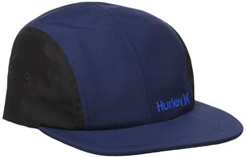Hurley M Repel Blocked Hat Gorra, Hombre, Obsidian, 1Size