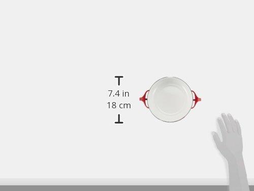 DANSKコベンスタイルII両手鍋18cm赤833295