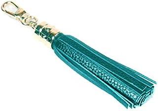 SAGEBROWN Decorative Leather Tassel
