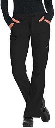 KOI Lite 721 Women s Scrub Pant Black LP product image