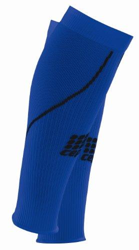 CEP Ws40302000 Allsport Manchon de jambe pour femme Bleu 25-31 cm