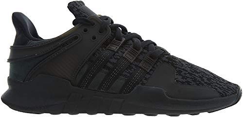 adidas Men's EQT Support Adv Originals Core Black/Core Black/Sub Green Training Shoe 9 Men US