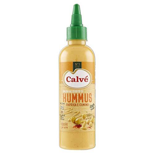 Calvé Salsa Gusto Hummus, 219g