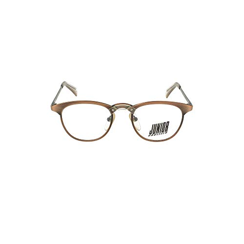 Jean Paul Gaultier Luxury Fashion Damen 570175COPPER Orange Metall Brille | Jahreszeit Permanent