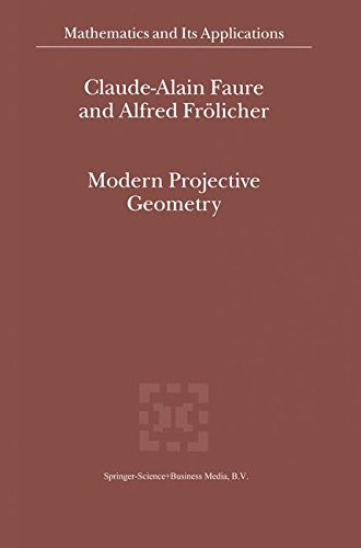 Modern Projective Geometry (Mathematics and Its Applications)