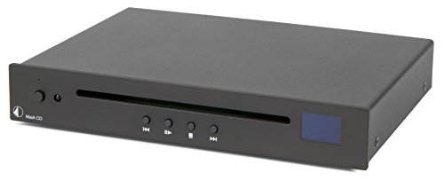 Pro-Ject MaiA CD Player, Black