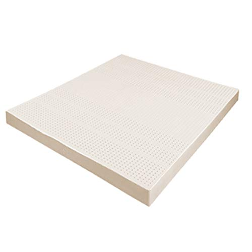 haozai Latex Mattress 100% Latex/soft Gel Memory Foam Mattress Top Area Orthopedic Mattress Suitable For College Dormitory Mattress Bed Single Child Bed,Latex Mattress