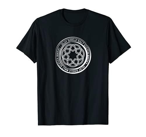 Islay Scotch Whisky – Whiskey Look für Single Malt Genießer T-Shirt