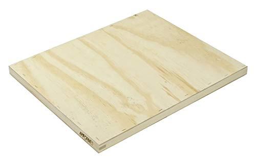 APIFORMES Zander (ZN) Holzdeckel - doppelt mit Dämmung aus Segemehl für Zander Liebig 10 Rähmchen Beute 520x420 | Imkerei | Imkereibedarf