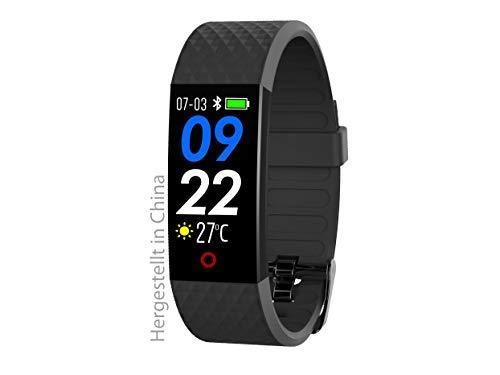 swisstone SW 320 HR Smart-Wearable mit Herzfrequenzmessung (8 Sportmodi, IP67, Bluetooth, WhatsApp)