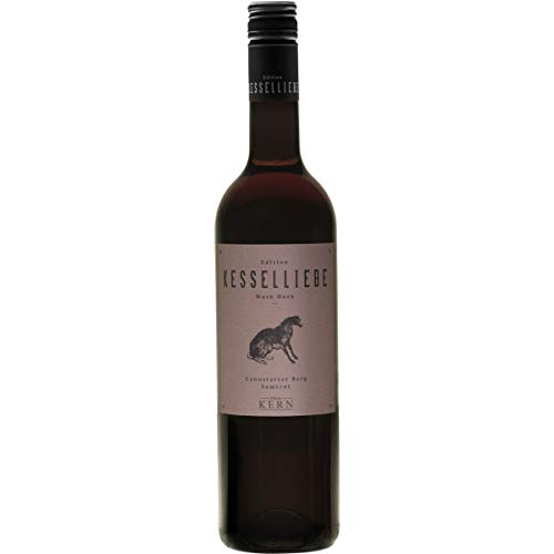 Weingut Wilhelm Kern Wasn Hasn Samtrot - Edition Kesselliebe 2018 Rotwein trocken (1 x 0,75 l)