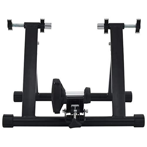 Rodillo de entrenamiento para bicicleta plegable, para bicicletas con tamaños de ruedas de 66 cm a 71 cm y 700 C aprox.
