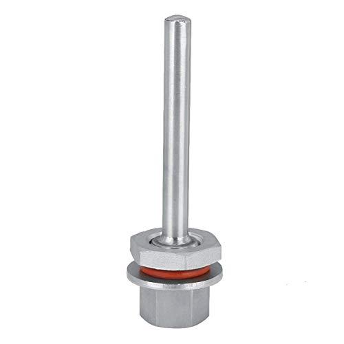 """Kit de tubo de termómetro de 1/2"""", mano de obra estándar conservadora, accesorios de montaje casero para el hogar"""