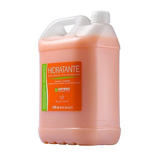 Artero Shampoing hydratant pour chiens et chats - 250 ml et 5 L 5 lts