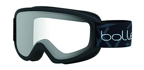 Bollé Freeze Black Matte/Clear Cat.0 | Medium - Snow Goggles Unisex-Adult