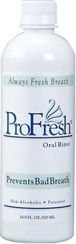 ProFresh (プロフレッシュ) プロフレッシュオーラルリンス 500ml (正規輸入品)  マウスウォッシュ
