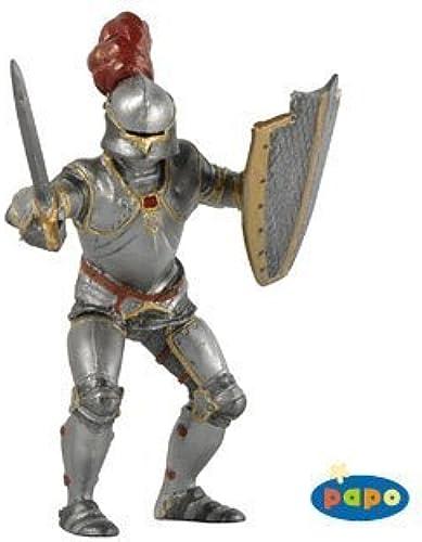 diseños exclusivos Armorojo rojo Knight Knight Knight by Papo  100% precio garantizado