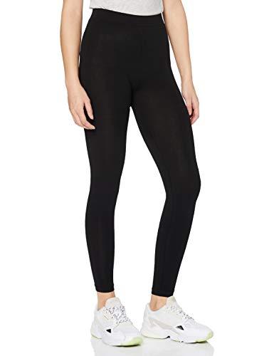 ONLY NOS Damen 15131588 Leggings, Schwarz (Black Black), W(Herstellergröße: S)