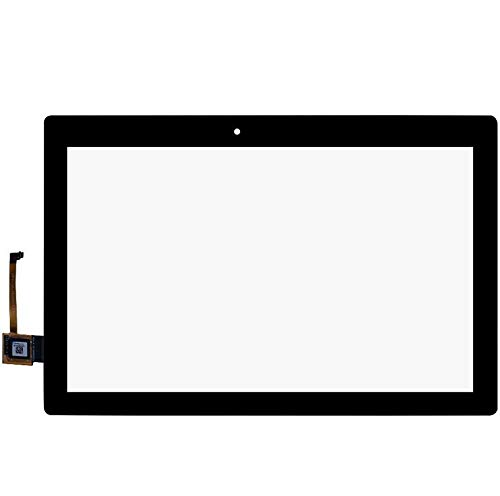 """Flachbildschirm 10.1\"""" Digitizer-Screen-Glas/Fit for Lenovo Tab 2 A10-70F A10-70L + Tools (Color : White)"""