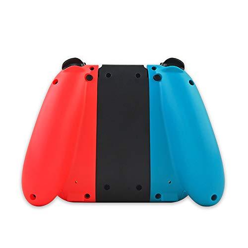 Lebron ray Controlador De Juegos Bluetooth para NS Joy-con (L/R), Manijas Compatibles con Joystick con Cable/Inalámbrico, Gamepad USB con Pantalla Somatosensorial