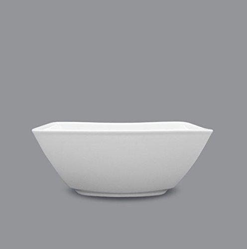 Lubiana S.A. Zaklady Porcelany Stolowej 507407 - Ensaladera 23 Victoria BCO, Mix