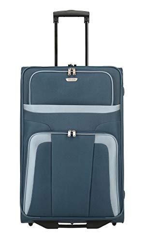 Travelite Valigia Orlando, 73 cm, 85 litri, Blu