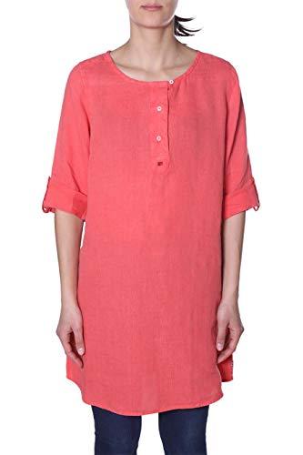 Napapijri Damen GHANZI Hemd, Rot (Grenadine Red A53), X-Large (Herstellergröße: XL)